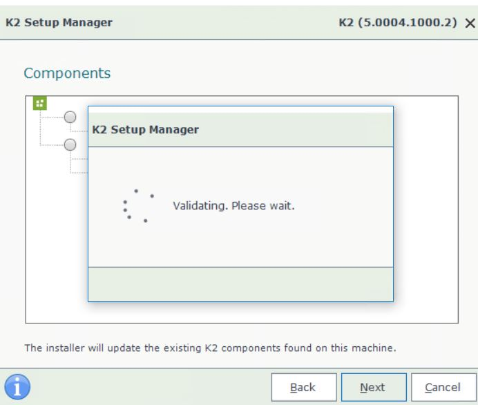 validateing client tools